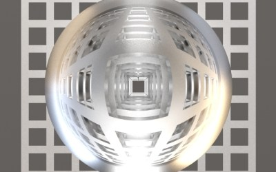 Lens animation