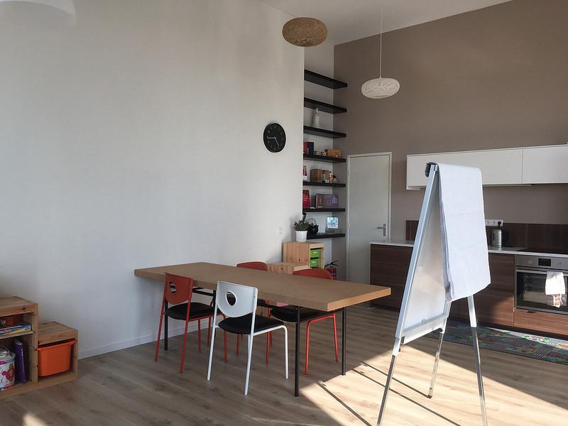 Interior design for Chinese studio