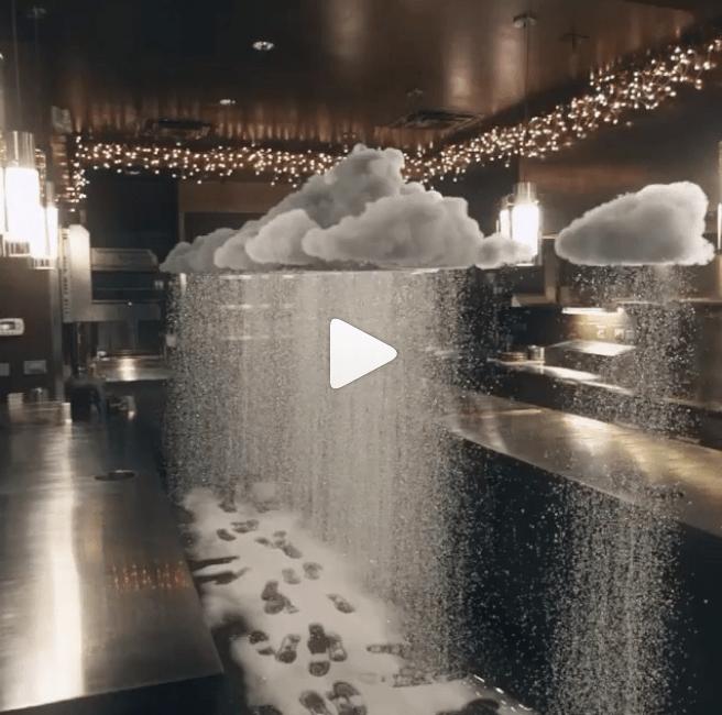 VR clouds