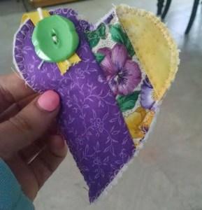 Heart Frontside
