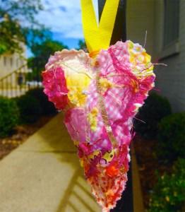 Pink Lemonade Heart