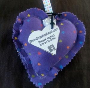 Purple Hearts WX