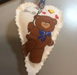 The BEAR heart  WX