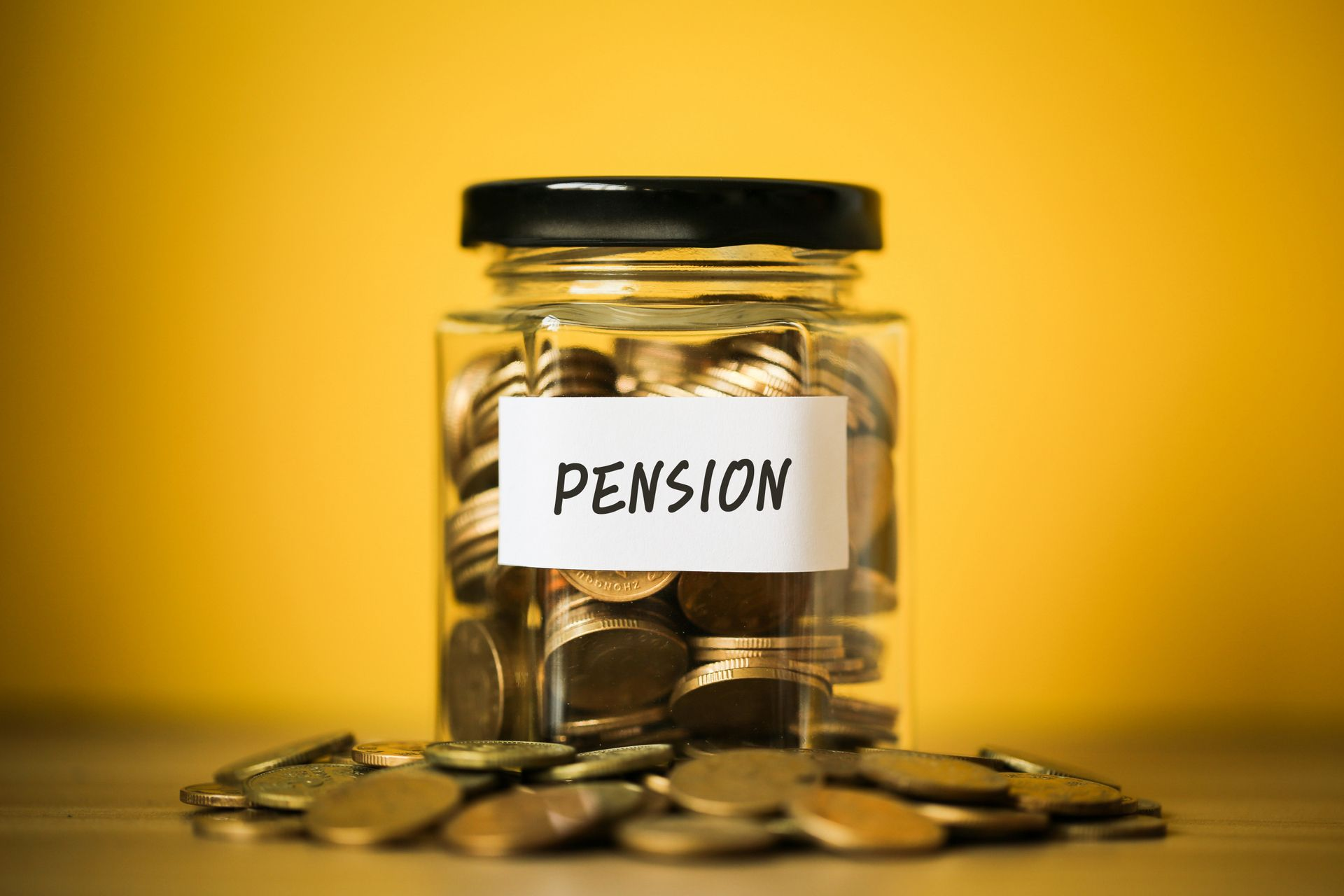 Pension jar - Independent Financial Planning – Stonehouse