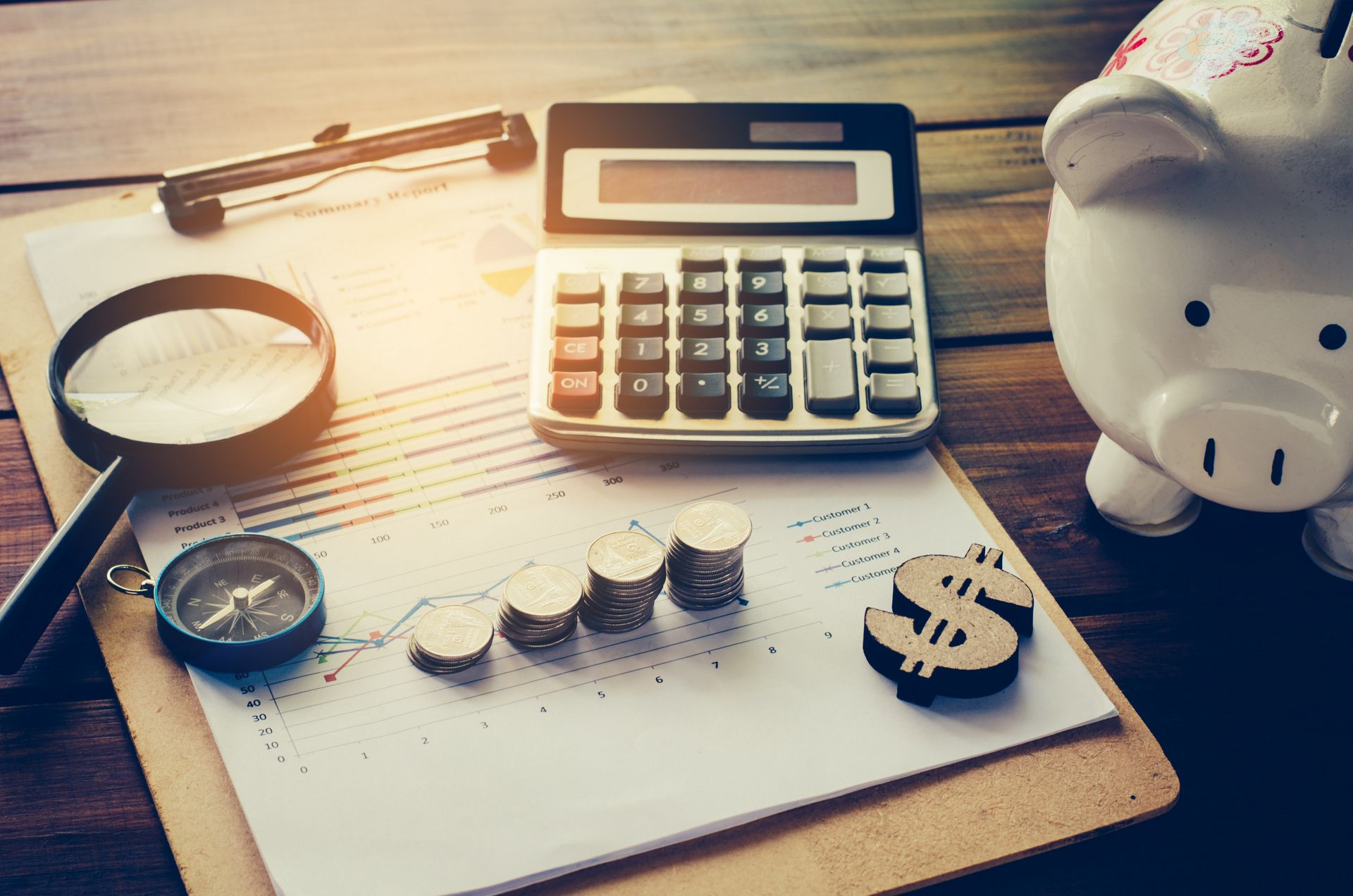 returns and calculator -independent Financial Planning – Stonehouse