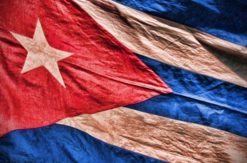 Bandiera di Cuba