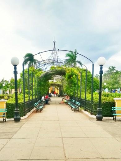 La bella Trinidad