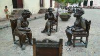 Camaguey, una cittá di Cuba Diversa