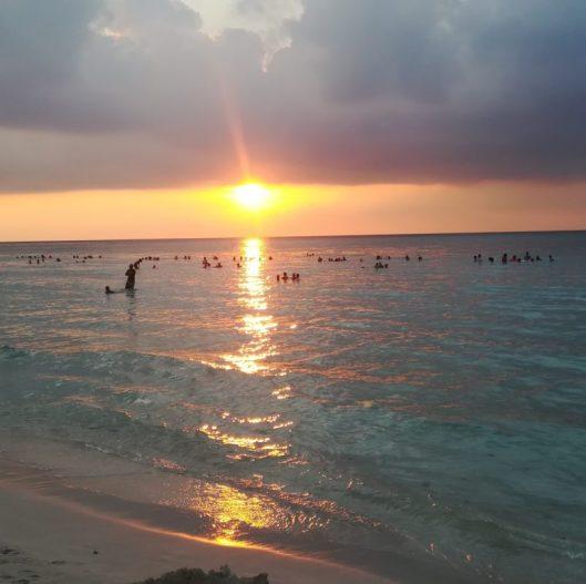 Varadero al tramonto