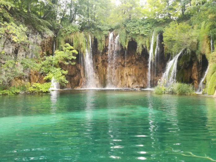 le cascate dei laghi di plitvice