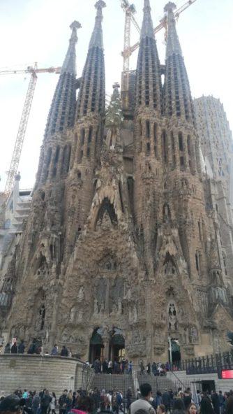 Sagrada familia, Barcellona e l'importanza di Tornare nei Luoghi