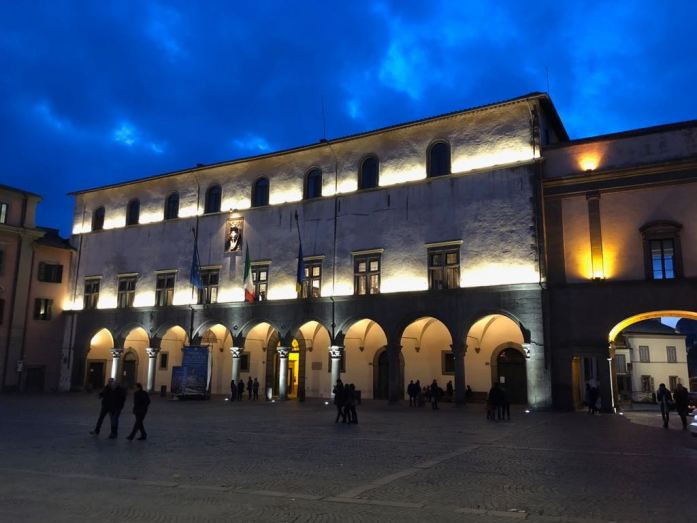 Piazza del Plebiscito Viterbo