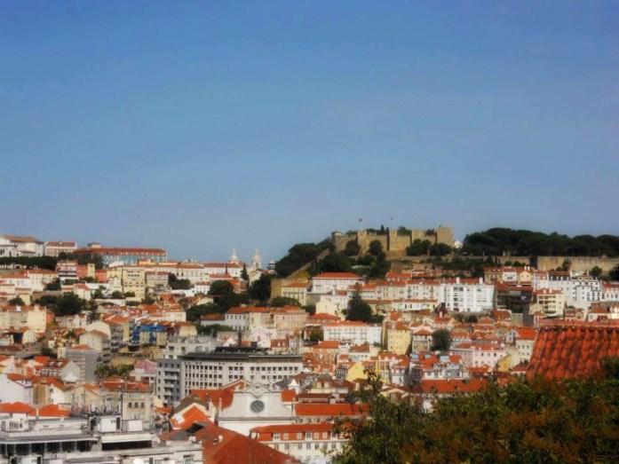 È più bella Lisbona o Porto? Lisbona vista dall'altro
