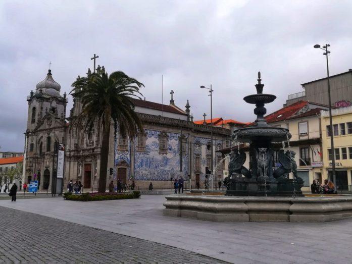 splendide piazze nord portogallo