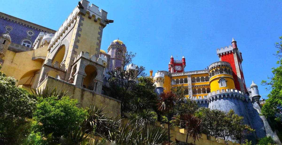 Cosa visitare in un giorno a Sintra tra colori,natura e incanto