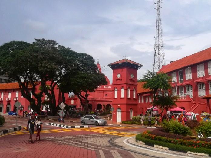 Piazza-Principale-per-una-Gita-in-giornata-a-Malacca