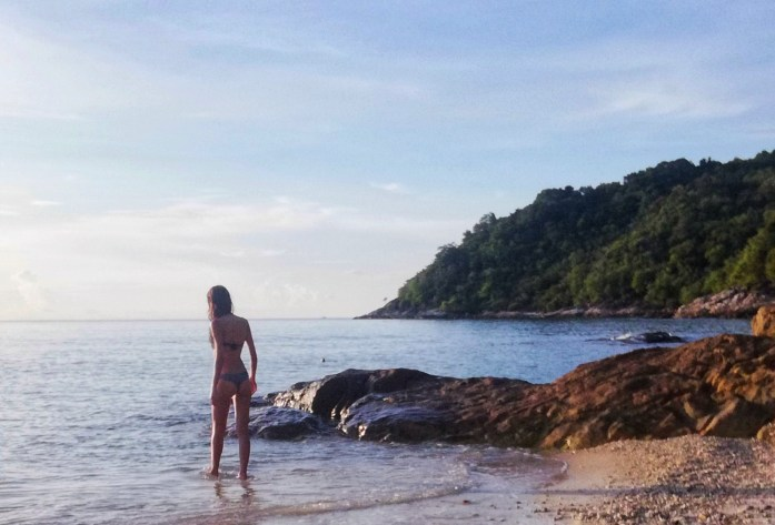 Andare alle isole Perhentian per una comunione con la natura