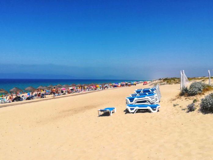 spiaggia di comporta turistica