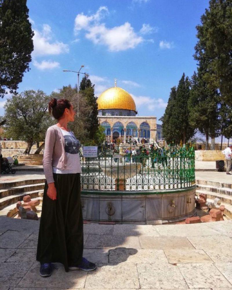 cosa sapere sul vestirsi in un viaggio israele giordania
