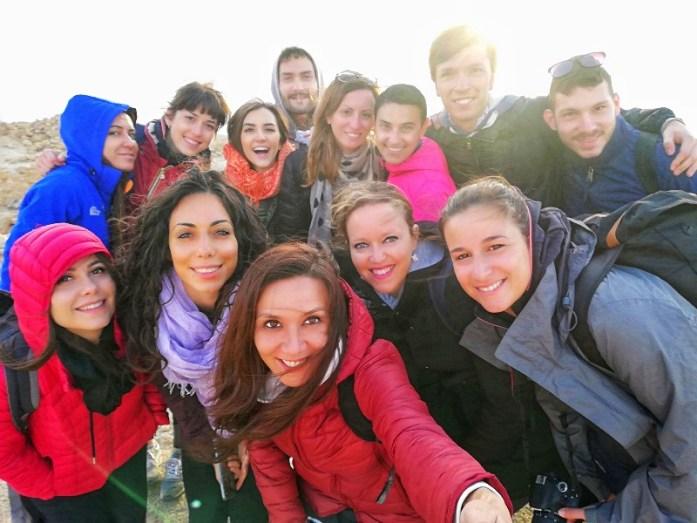 viaggio di gruppo a masada israele