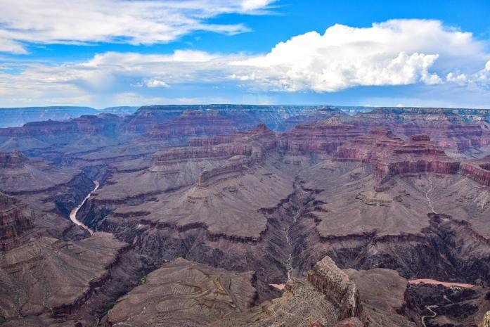 grand canyon curiosità