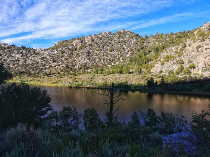 laghi della california