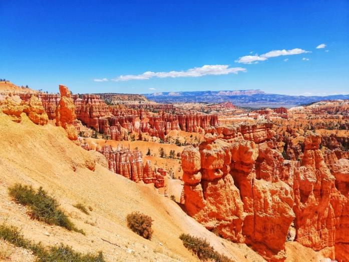 un giorno al bryce canyon
