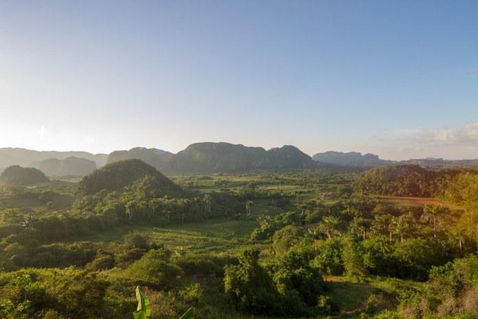 panorama natura cuba
