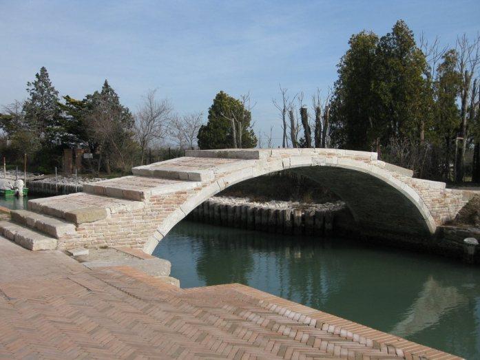 ponte torcello venezia