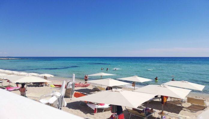 spiaggia marina di lizzano