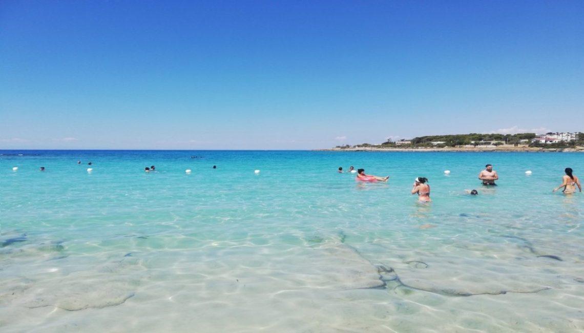 spiagge nei presso di taranto