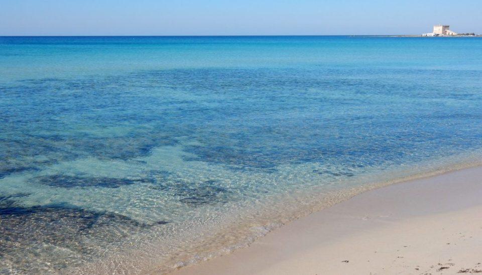 torre lapillo spiaggia vicino porto cesareo