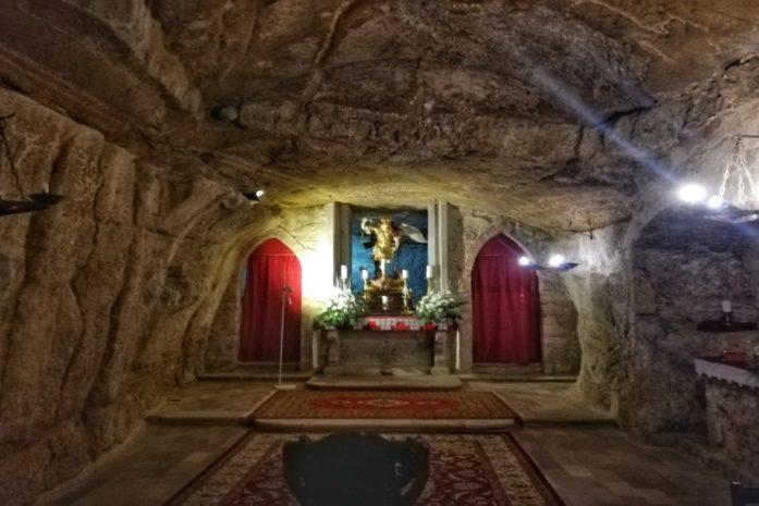 grotta di san michele a orsara puglia