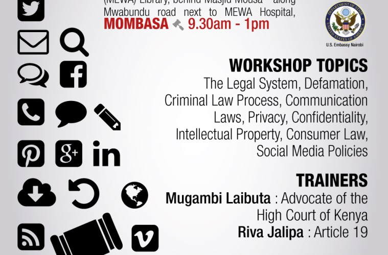 Law and Training Mombasa