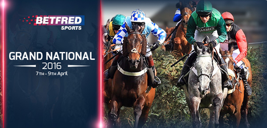 Betfred Grand National