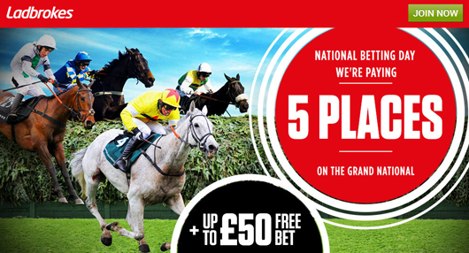 Ladbrokes Grand National 2016