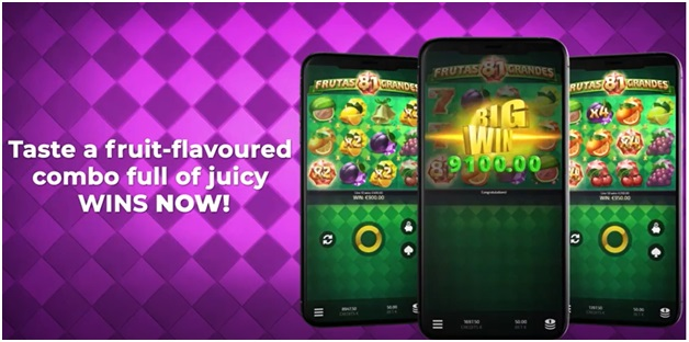 81 Frutas Grandes – How to play