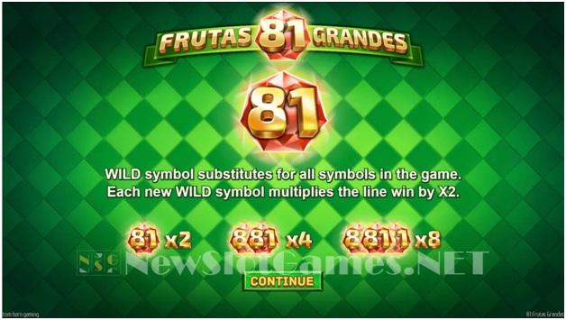 81 Frutas Grandes – Wild