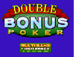 Double Bonus Poker Multihand