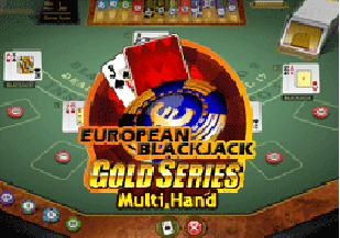 Mutlihand European Blackjack Gold