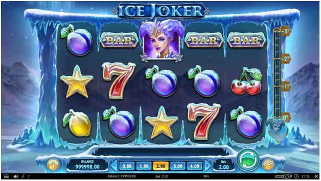 New Ice Joker Slot