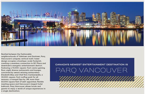 Parq Vancouver