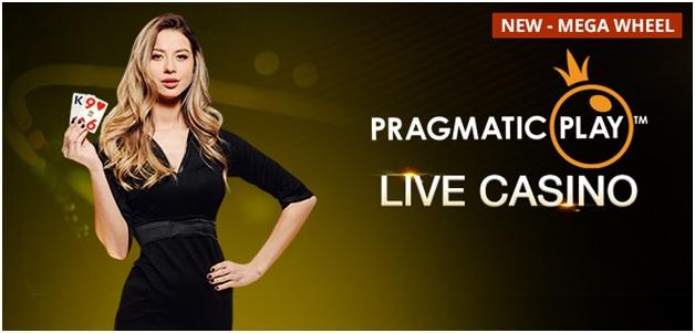 Pragmatic play live casino.