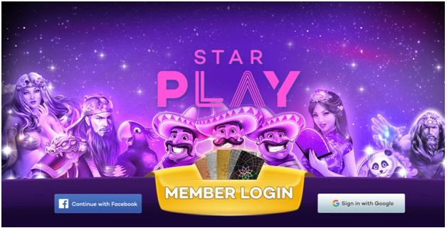 Rawhide slot machine at Star Play casino