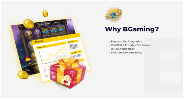 Slots Now From B Gaming Launched