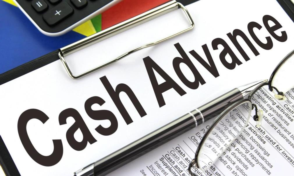cash advance word