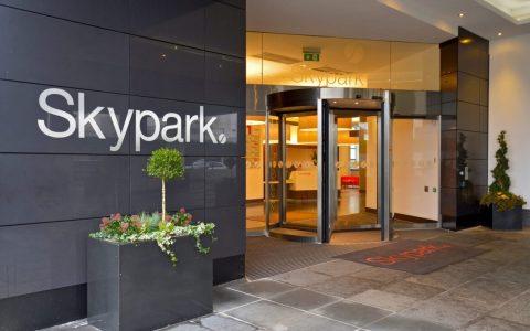 5 star service for Glasgow's Skypark