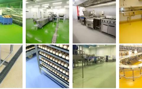 Food Safe Flooring – complete hygiene from floor up