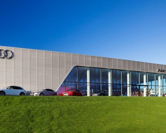 Audi Garage, Aberdeen