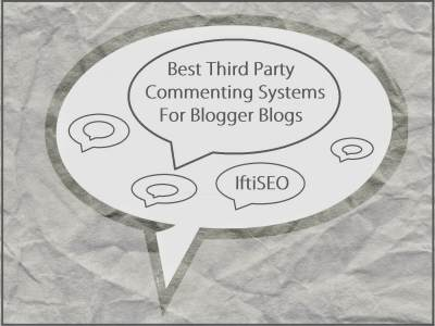 Best Third Party Commenting Systems For Blogger Blogs